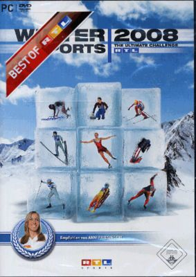 RTL Winter Sports 2008 The ultimate Challenge (PC)