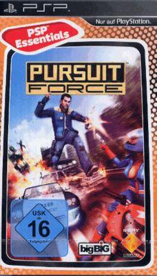 Pursuit Force Essentials (PSP)
