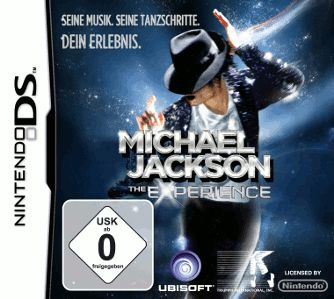 Michael Jackson - The Experience (NDS)