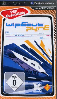 Wipe Out Pure Essentials (PSP)