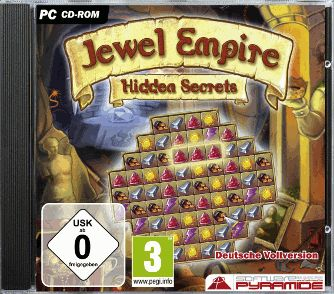 Jewel Empire: Hidden Secrets (PC)