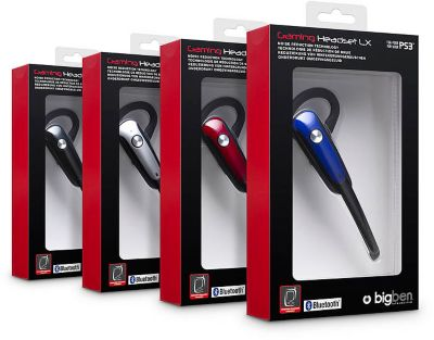 Headset Bigben LX Bluetooth (farblich sortiert ...