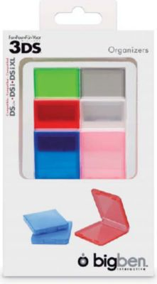 Spieleschutzhüllen Bigben 6 Stück (farblich sor...