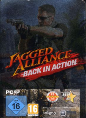 Jagged Alliance - Back in Action Special Editio...