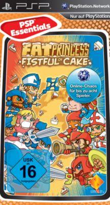 Fat Princess Essentials (PSP)