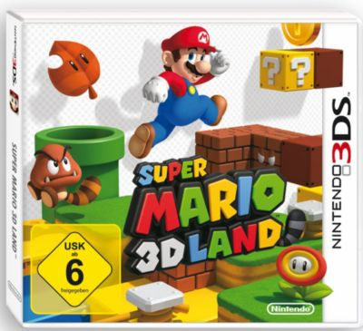 Super Mario Land 3D (3DS)