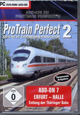 ProTrain Perfect 2 AddOn 7 Erfurt - Halle (PC)