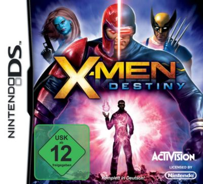 X-Men Destiny (NDS) 1314117000