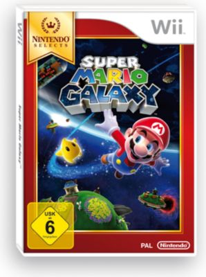 Super Mario Galaxy Selects (WII)