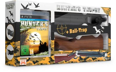 Hunter´s Trophy Collectors Edition inklusive Gewehr (PS3)