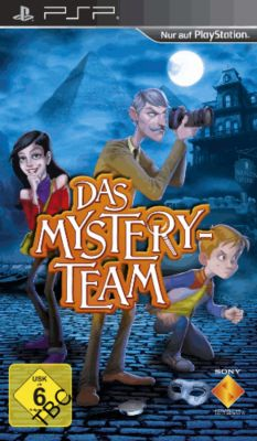 Das Mystery Team (PSP)