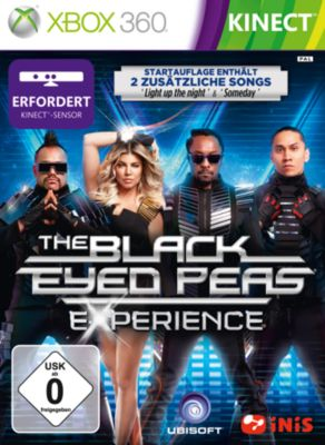 Black Eyed Peas Experience, The (Kinect) - Day ...