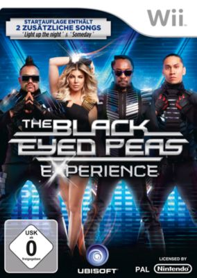 Black Eyed Peas Experience, The DayOne Version ...
