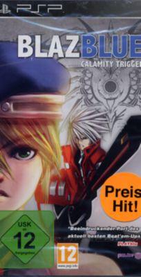 BlazBlue: Calamity Trigger (Preis-Hit) (PSP)
