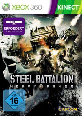 Steel Battalion Heavy Armor(Kinect) (X360)