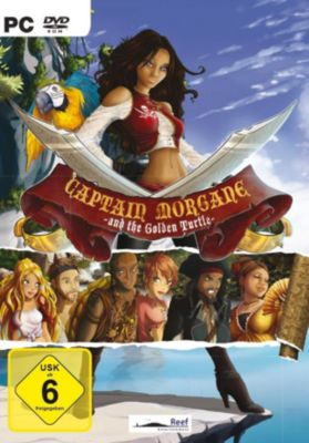 Captain Morgane and the Golden Turtle (PC)