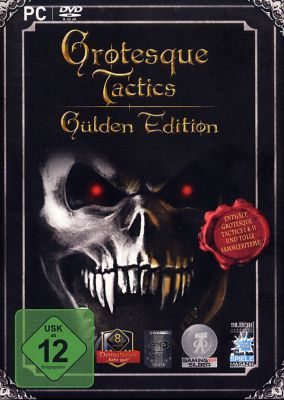 Grotesque Tactics: Gülden Edition (PC)