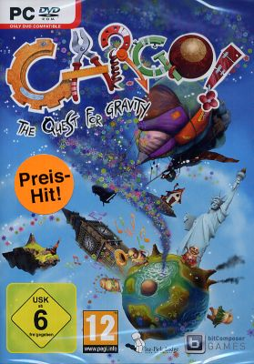 CARGO - The Quest for Grafity (Preis-Hit) (PC)