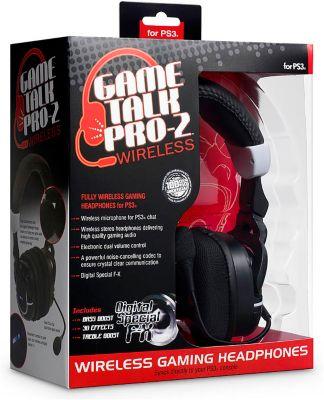 Headset Datel Game Talk Pro-2 kabellos (PS3)