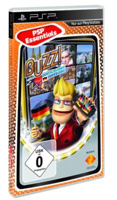 Buzz! Deutschlands Superquiz Essentials (PSP)
