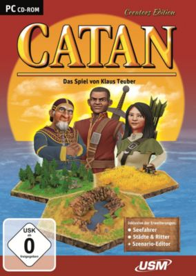 Catan Creators Edition (CD-ROM) (PC)