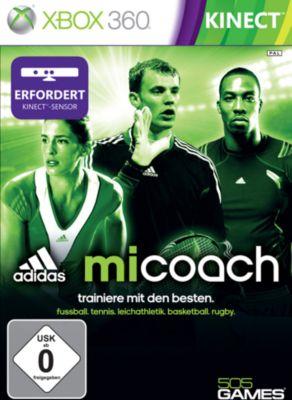 adidas miCoach (Kinect) (X360)