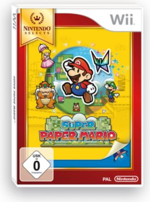 Super Paper Mario Selects (WII)