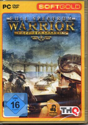 Full Spectrum Warrior 2:Ten Hammers Softgold (PC)