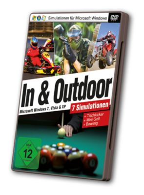 In- & Outdoor - 7 Simulationen (PC)