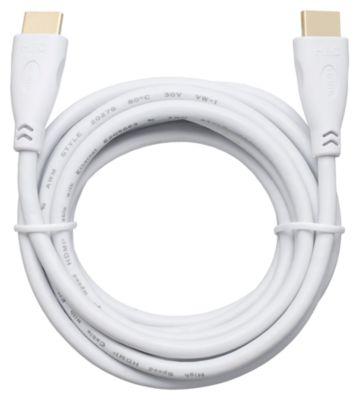 HDMI - Kabel Bigben 1.4 3D Weiss 3m (PS3 X360 P...