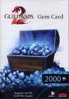 Guild Wars 2 Gem Card (PC)