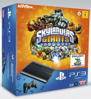 Sony PlayStation 3 12 GB inklusive Skylanders G...