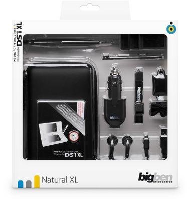 Full Pack Bigben Reise Set Natural XL Schwarz f...
