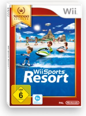 Wii Sports Resort Selects (WII)