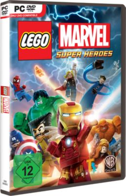 LEGO Marvel Super Heroes: Universum in Gefahr (PC)