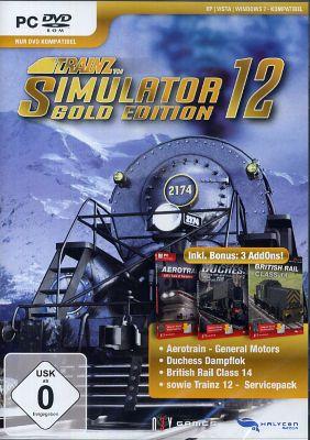 Trainz Simulator 2012 Gold (PC)