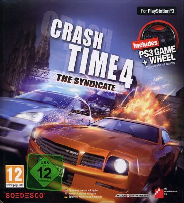Crash Time 4 - The Syndicate Bundle (PS3)