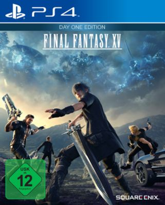 Final Fantasy XV (DayOne Edition) (PS4)