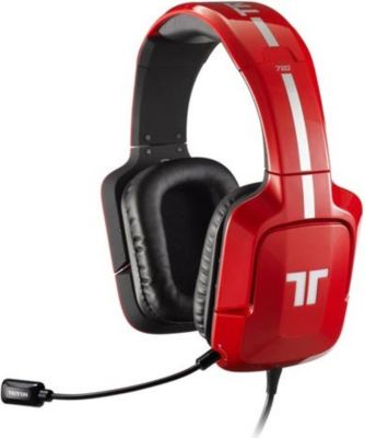Headset Tritton 720+ 7.1 Surround Rot (PS3 X360)