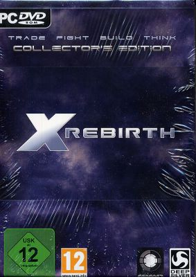 Plus X Rebirth Collectors Edition (PC)