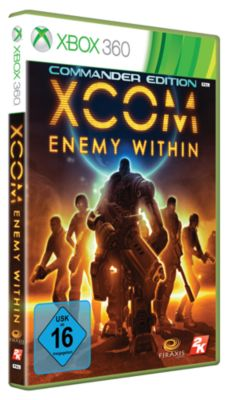X-Com Enemy Within - Commander Edition (X360) 1422924000