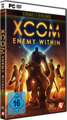Plus X-Com Enemy Within (PC)