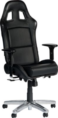 Playseats Office Sitz Schwarz (PS3 PC X360)