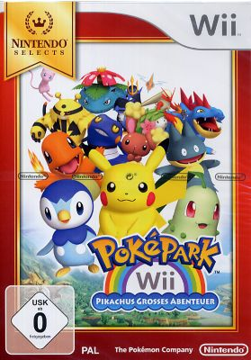 PokePark Select (WII)