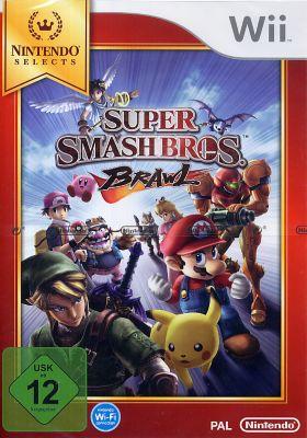 Super Smash Bros. Brawl Selects (WII)