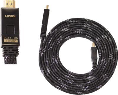 HDMI-Kabel Bigben 1.4 / 3D Flachkabel 3m (XONE ...