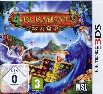 4 Elements (3DS) 1435872000