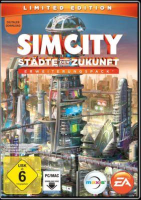 SimCity: Städte der Zukunft Erweiterungspack Li...
