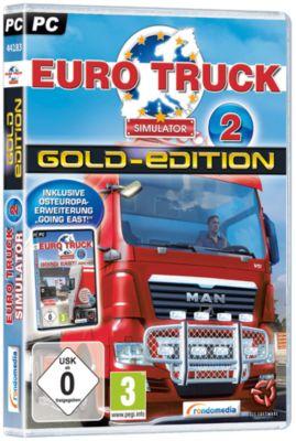 Euro Truck Simulator 2: Gold-Edition (PC)