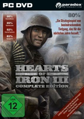 Hearts of Iron 3 Complete Edition (Hammerpreis)...